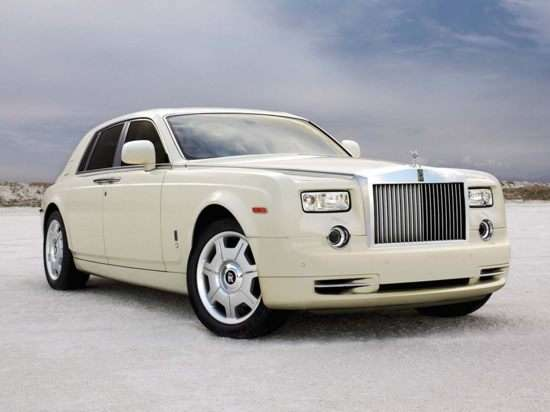 2011 Rolls-Royce Phantom