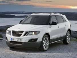 2011 Saab 9-4X 3.0i 4dr Front-wheel Drive