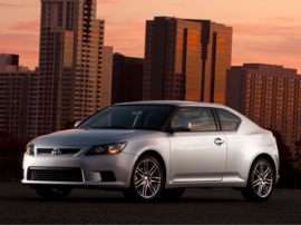New 2011 Scion tC Improves Fuel Efficiency, Performance