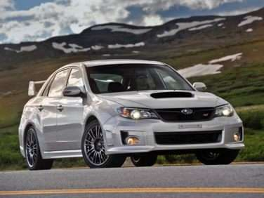 2011 Subaru Impreza WRX STi Base Sedan