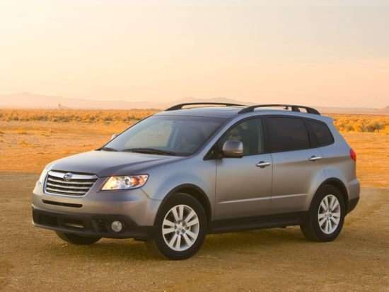 Subaru Tribeca Crossover to Be Discontinued