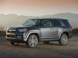 Toyota 4Runner Sales: Up 1,116 Percent in October