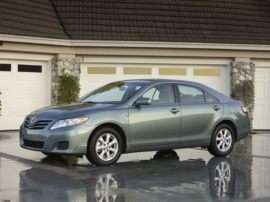 Toyota Camry: No. 1 for a Reason