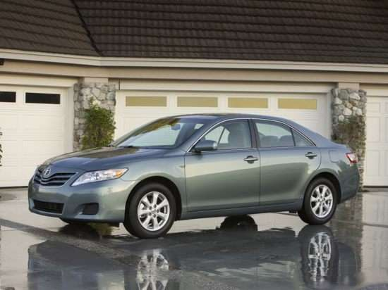 New Toyota Camry to Launch This Fall?