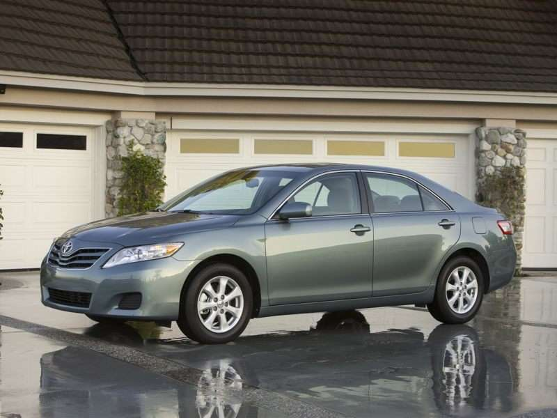Research the 2011 Toyota Camry