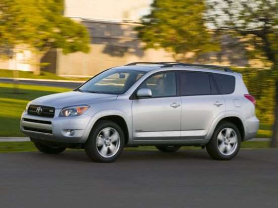 January Sales: Toyota RAV4 Helps Automaker Rebound