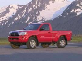 2011 Toyota Tacoma Returns with Above Average MPGs