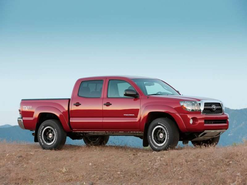 Research the 2011 Toyota Tacoma