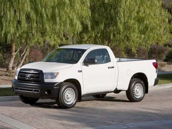 2011 Toyota Tundra Revealed, More Powerful V-6