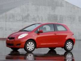 2011 Toyota Yaris Maintains Fuel Efficiency, Safety