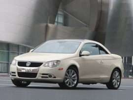 New 2012 Volkswagen Eos to be Unveiled at L.A. Auto Show