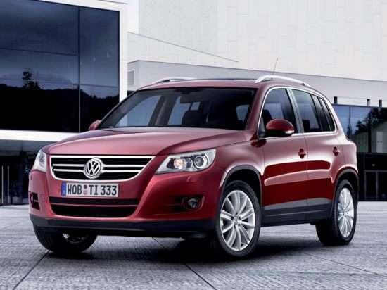 VW May Produce Next-Gen Volkswagen Tiguan in United States