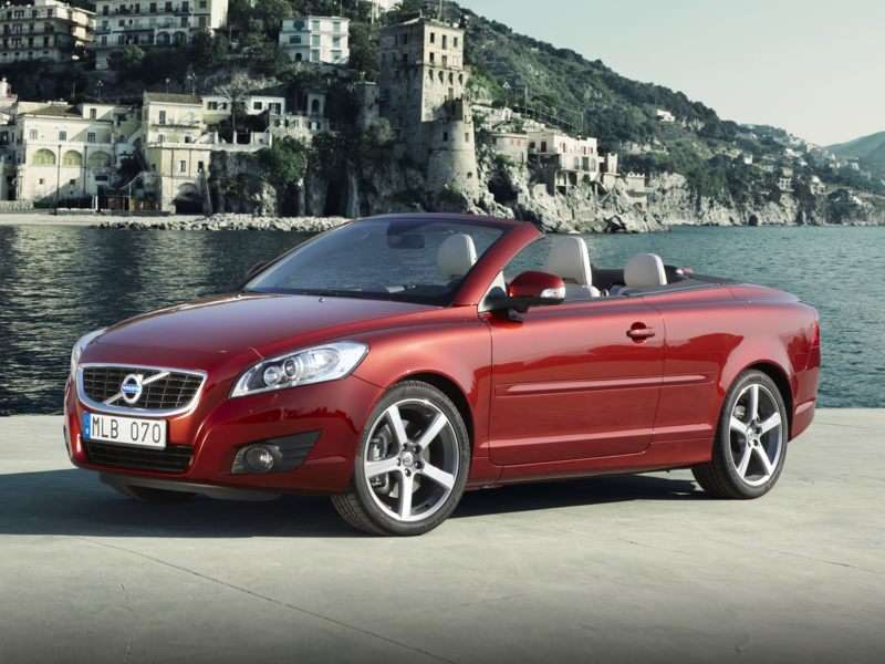 Research the 2011 Volvo C70