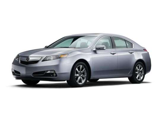 2012 Acura TL Video Road Test and Review