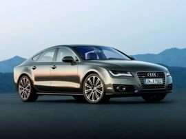 2012 Audi A7 Premium 4dr All-wheel Drive quattro Sportback