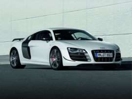 2012 Audi R8 GT 2dr All-wheel Drive quattro Coupe