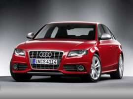 2012 Audi S4 3.0 Premium Plus 4dr All-wheel Drive quattro Sedan