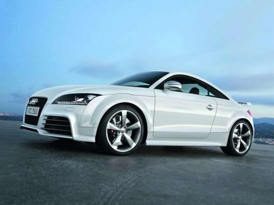 Audi TT RS Video Review and Test Drive