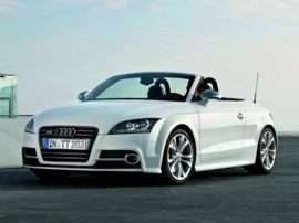 2012 Audi TTS 2.0T Premium Plus 2dr All-wheel Drive quattro Roadster