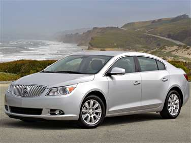 2012 Buick LaCrosse Leather Group FWD