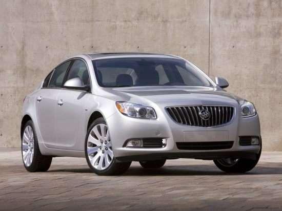 2012 Buick Regal Buy A 2012 Buick Regal Autobytel Com