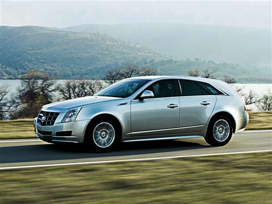 05. Cadillac Matches BMW M Sport and Audi S Line with New Touring Package