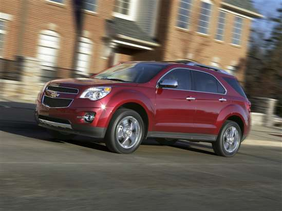 2012 chevrolet equinox returns with same great fuel economy. Black Bedroom Furniture Sets. Home Design Ideas