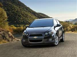 2012 Chevrolet Sonic 1LS 4dr Sedan