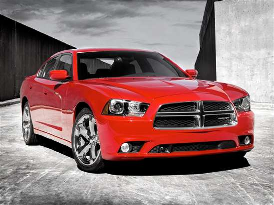 2012 Dodge Charger (23 mpg combined)