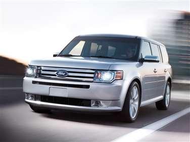 2012 Ford Flex Limited AWD Duratec
