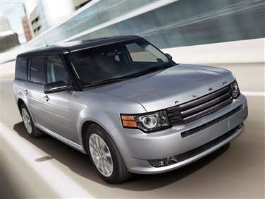 2012 Ford Flex Titanium AWD Duratec