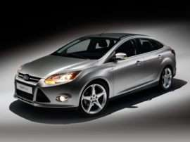 2012 Ford Focus Titanium Sedan Road Test and Review