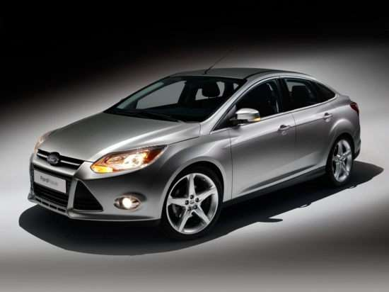 07.  2012 Ford Focus Sedan - Ford Focus Hatchback