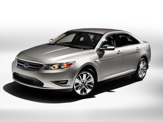 2012 Ford Taurus (22 mpg combined)