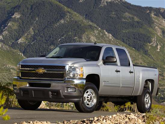 2012 GMC Sierra 2500HD: Video Road Test and Truck Review