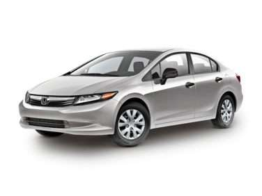 2012 Honda Civic DX (M5) Sedan