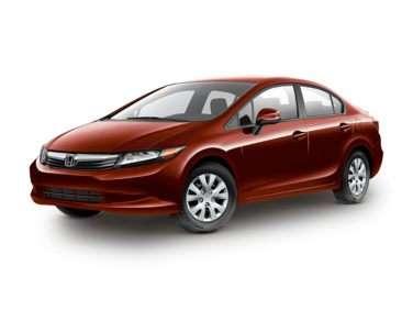 2012 Honda Civic LX (M5) Sedan