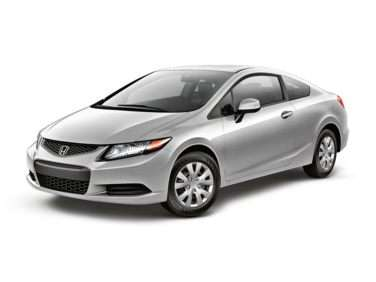 2012 Honda Civic LX (A5) Coupe