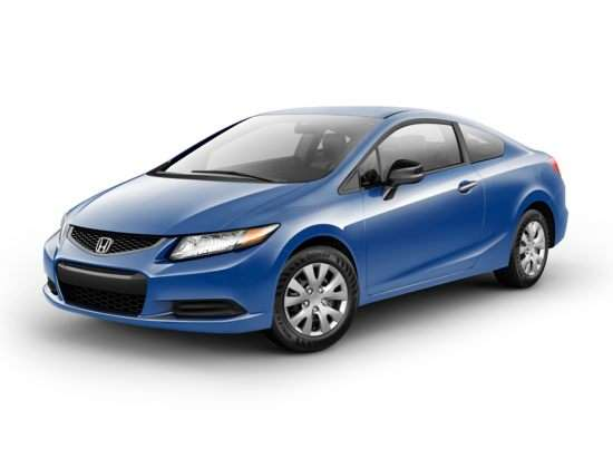 2012 Honda Civic DX (M5) Coupe
