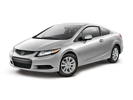 2012 Honda Civic EX-L (A5) Coupe