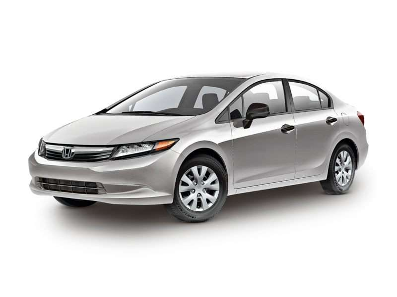 Research the 2012 Honda Civic