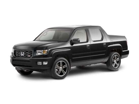 2012 Honda Ridgeline Models Trims Information And