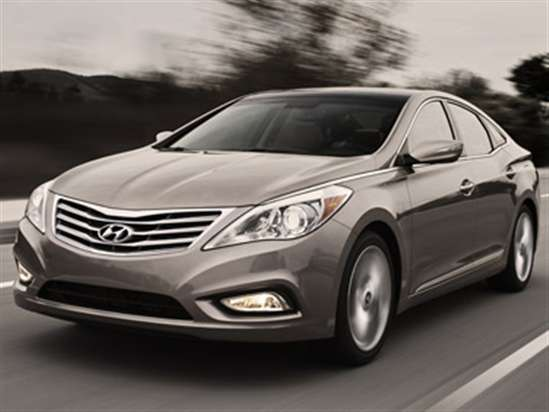2012 Hyundai Azera: Video Road Test and Review
