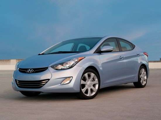 2012 Hyundai Elantra Returns With Same Great Fuel Figures