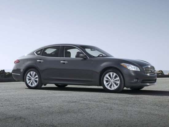 2012 Infiniti M56 Road Test and Review