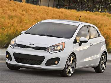 2012 Kia Rio5 