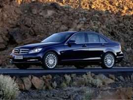 2012 Mercedes-Benz C-Class Sport C250 4dr Sedan
