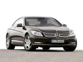 2012 Mercedes-Benz CL-Class Base CL600 2dr Coupe