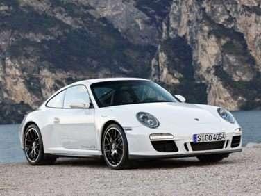 2012 Porsche 911 Carrera GTS RWD Coupe