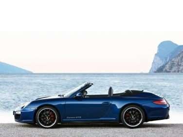2012 Porsche 911 Carrera GTS RWD Cabriolet